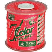 たくみ 7COLOR 太 ピンク 270M 4804 1個 751-5316 (直送品)