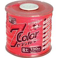 たくみ 7COLOR 極太 ピンク 130M 4805 1個 751-5324 (直送品)