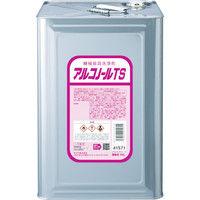 サラヤ(SARAYA) 機械器具洗浄剤 アルコノールTS 16L 41571 1個 753-7069 (直送品)