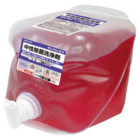 サラヤ(SARAYA) 中性除菌洗浄剤10KG 31682 1個 753-6984 (直送品)