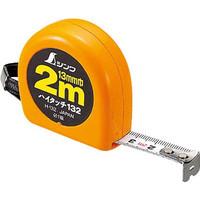 シンワ測定 コンベックスフリータイプH-132 78002 1個 756-9483 (直送品)