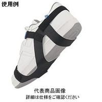 DESCO 静電気対策靴用ストラップ、靴底全体プレミアム、2MEG抵抗付き、Mサイズ 17291 1セット(10個入)  (直送品)