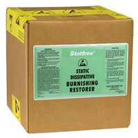 DESCO 静電気拡散性復活床磨き剤、スタットフリー、9.46リットル箱入り 81061 1箱  (直送品)