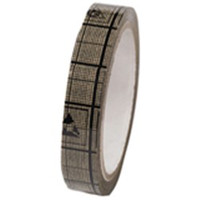 DESCO テープ、WESCORP、静電気防止、導通性、電磁シールド 19mmx36m 81251 1セット(360m:36m入×10個)  (直送品)