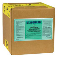 DESCO(デスコ) 静電気防止スプレー クリーナー フロアー 中性STATGUARD 9.46 L 箱入り 10561 1箱 (直送品)