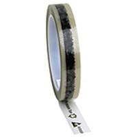 DESCO テープ、WESCORP、透明、静電気防止、マーク付き 19mmx65.8m、76mm ID 79210  (直送品)