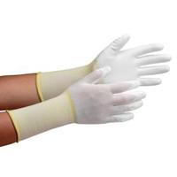 ミドリ安全 クリーンルーム用手袋 作業手袋 MCGー500Nロング(手のひらコーティング) LL 10双/袋 4045850074 1袋(10双入) (直送品)