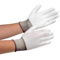 ミドリ安全 クリーンルーム用手袋 作業手袋 MCGー500N(手のひらコーティング) SS 10双/袋 4045850000 1袋(10双入) (直送品)
