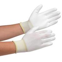 ミドリ安全 クリーンルーム用手袋 作業手袋 MCGー500N(手のひらコーティング) LL 10双/袋 4045850004 1袋(10双入) (直送品)