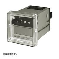 ライン精機 カウンタ・数取器 電磁カウンタ(プリセット) MA-4111-200 1個 (直送品)