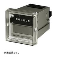 ライン精機 カウンタ・数取器 電磁カウンタ(プリセット) MA-6211-DC24 1個 (直送品)