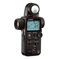 セコニック 電気計測機器 デジタルマスター L-758CINE 1台 (直送品)