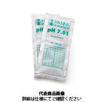 ハンナ インスツルメンツ・ジャパン 実験用試薬 pH標準液 20ml×10袋 HI 77700P 1箱(10袋入) (直送品)