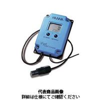 ハンナ インスツルメンツ・ジャパン 土壌酸度・水分計 EC/TDS/℃指示計 HI 993302 1個 (直送品)