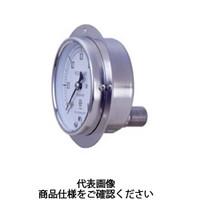 第一計器製作所 タコメーター USTオールステンレス製連成計 DU R1/2100×2/ー0.1MPa UST-946D-CC2 1台 (直送品)