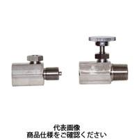 第一計器製作所 タコメーター KVー2 ダンプナー SUS316 G3/8R3/8 ZKV2-386 1台 (直送品)