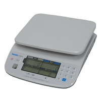 料金はかり PriceNAVI 15kg 検定品 R-100E-W-15-7 大和製衡 (直送品)