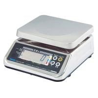 防水型デジタル上皿はかり UDS-5V-WP 3kg 検定品 UDS-5V-WP-3-4 大和製衡 (直送品)