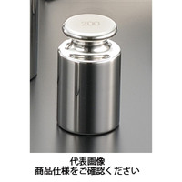 村上衡器製作所 円筒分銅 OIML型標準分銅 円筒型 M1級 20KG 1台 (直送品)