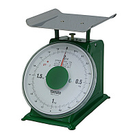 中型上皿はかり 2kg 検定品 SM-2 大和製衡 (直送品)