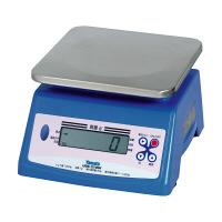 防水型デジタル上皿はかり UDS-210W 20kg 検定品 UDS-210W-20K 大和製衡 (直送品)