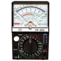 FUSO アナログマルチメーター アナログマルチテスタ YF-303 1個 (直送品)