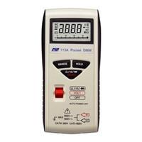 FUSO デジタルマルチメーター ポケットデジタルマルチテスタ CIE-113A 1個 (直送品)