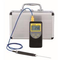 FUSO 温湿度計 温度計・棒状センサセット FS-300H 1個 (直送品)