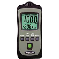 FUSO デジタル温湿度計 ミニポケット型温湿度・露点計 TM-730 1個 (直送品)