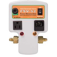 FUSO 冷媒はかり用自動充填用電磁弁ユニット FSV-52 1台 (直送品)
