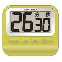 FUSO タイマー・ストップウォッチ 防滴大画面タイマー BT-100 1個 (直送品)
