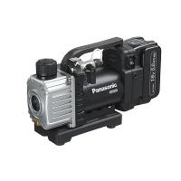 パナソニック Panasonic 【DUAL】 充電真空ポンプ(14.4V/18V両用) ブラック EZ46A3LJ1G-B (直送品)
