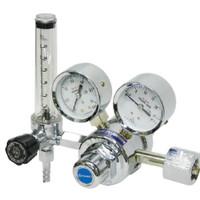 ユタカ 計測機器 MAGガス用流量計付二段式圧力調整器 MAG溶接用混合用 FR-IIS-MAG 1個 (直送品)