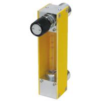 ユタカ 小流量用計装パネル取付型流量計 アルゴン用 PF-8N 1個 (直送品)