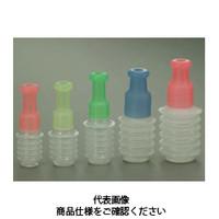 コクゴ カラーベロスポイト 1ml 緑色 (5個入) 101-8590103 1セット(50個:5個入×10袋) (直送品)