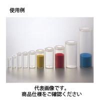 コクゴ プッシュバイアル PV-30 30ml(50本入) 111-27708 1セット(100本:50本入×2袋) (直送品)