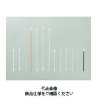 コクゴ クリーンルーム用品 工業用綿棒 HUBY 340 BB-013 110-49312 1箱(2500本入) (直送品)