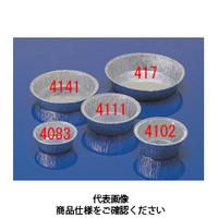 コクゴ アルミホイルプレートNo.4083 90ml 110-08535 1セット(40個:20個入×2ケース) (直送品)