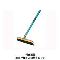 コクゴ 掃除用品 ブラシ 自在ホーキ CL-380-145-0全長1340Hmm ヘッド幅45cm 104-39002 1セット(3本入) (直送品)