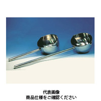 コクゴ 実験用匙・スプーン ステンレス柄杓 0.5L×500mm 101-35502 1本 (直送品)