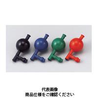 コクゴ スポイト 安全ピペッター 黒 50ml 111-18401 1セット(3個入) (直送品)