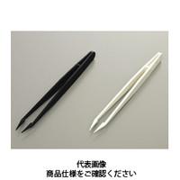 コクゴ プラスチック製ピンセット PBTPピンセット K7 白 PBTP製全長120mm 110-06605 1セット(2個入) (直送品)
