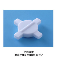 コクゴ 回転子・撹拌子 PTFE攪拌子ハブ型 CM2303 70×12 111-60603 1個 (直送品)