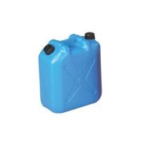 コクゴ 両口扁平缶 青色 18L 0483 110-09801 1セット(2缶入) (直送品)