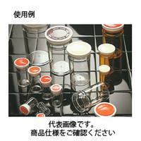 コクゴ スチロール瓶 透明 25ml 101-5920401 1ケース(1400本入) (直送品)