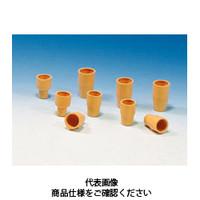 コクゴ 天然ゴム栓 オレンジW栓〈天然ゴム〉 W-1818ミリ試験管用 (10ケ入) 101-51306 1セット(50個:10個入×5袋) (直送品)