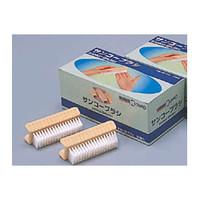 コクゴ 手指洗浄用品 サンコーブラシ (10ヶ入) 109-00801 1箱(10個入) (直送品)