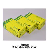 コクゴ 精密作業手袋 ES-Rグローブ M (100枚入) 104-11902 1セット(200枚:100枚入×2箱) (直送品)