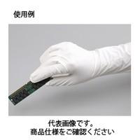 コクゴ クリーンルーム用手袋 ピュアグローブNBR SC-3500 M 滅菌済(100枚入) 104-71202 1袋(100枚入) (直送品)