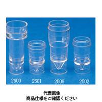 コクゴ ディスポーザブル・サンプルカップ 260017φ17×38mm 101-98902 1箱(1000本入) (直送品)
